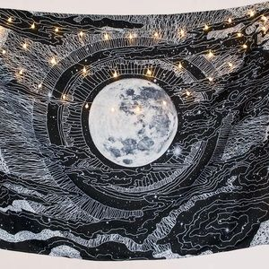 Full Moon Tapestry ✨